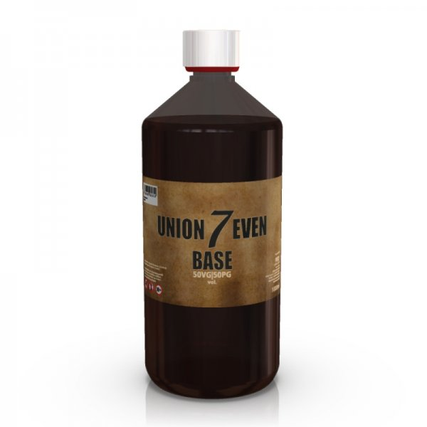 Union 7even Base - 50 VG / 50 PG - 1000 ml