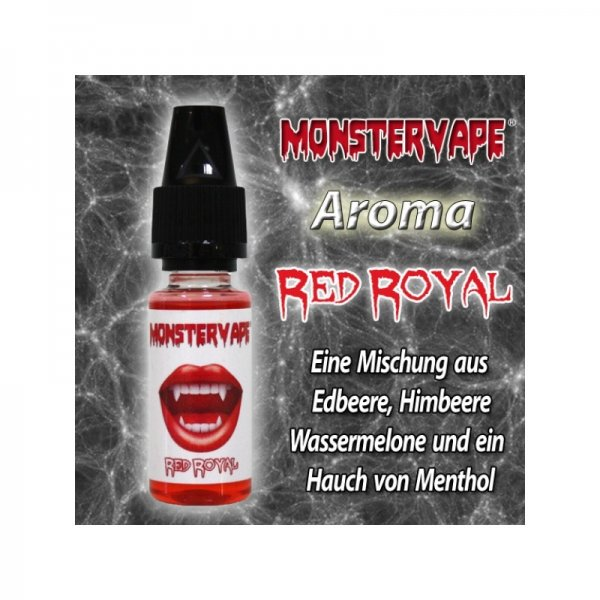 MonsterVape Aroma - Red Royal