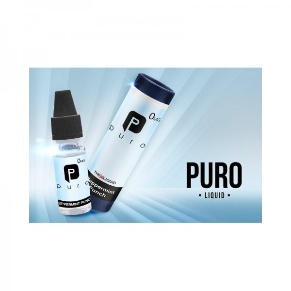 Peppermint Punch by Puro Liquids