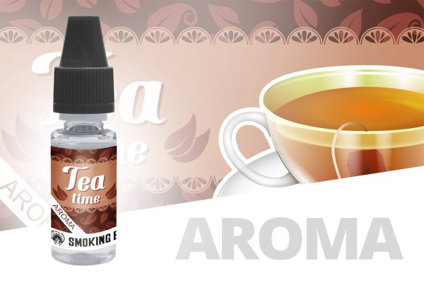 Smoking Bull Aroma - Tea Time