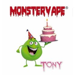 MonsterVape Liquids - Tony