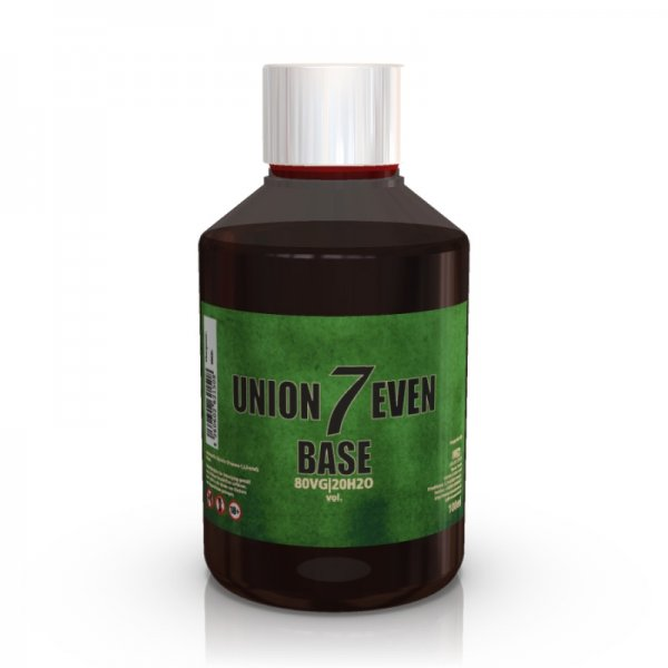 Union 7even Base - 80 VG / 20 H2O - 100 ml
