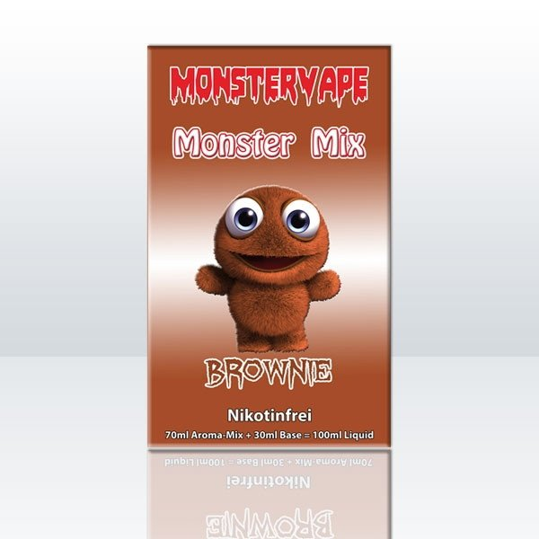 Monster Mix - Brownie
