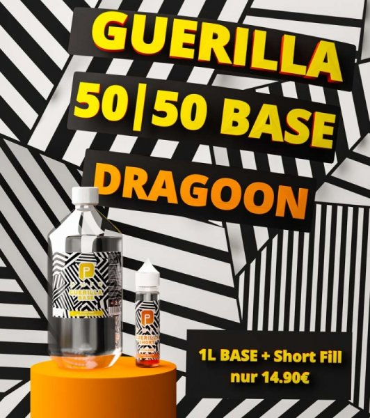 "Guerilla Set ""Dragoon"" Summer Special"