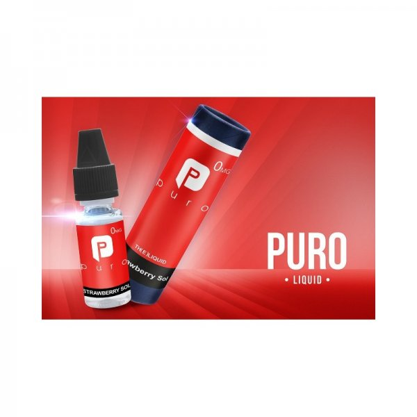 Strawberry Sol by Puro Liquids