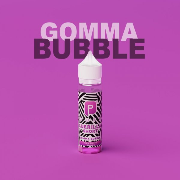 "Guerilla Shortfill ""Gomma Bubble"""