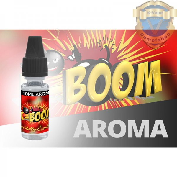 K-Boom Strawberry Explosion Aroma