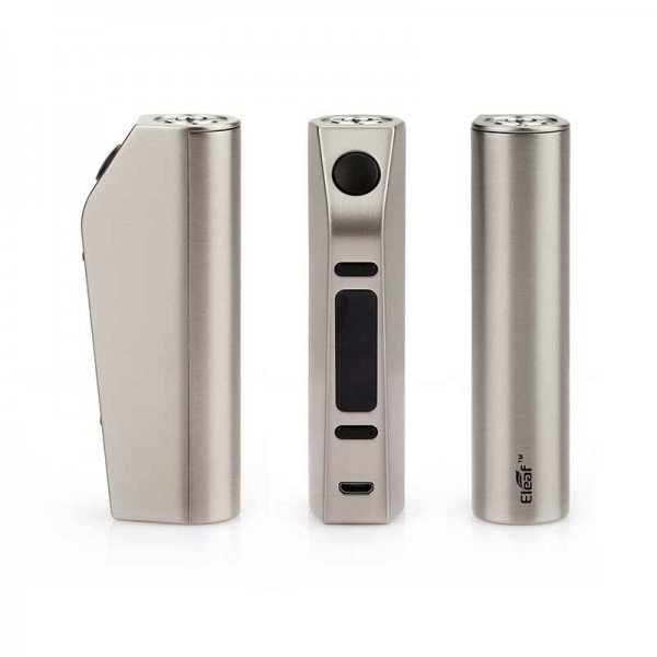 Aster Box Mod Brushed Silver