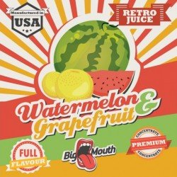Bigmouth - Watermelon & Grapefruit 10ml