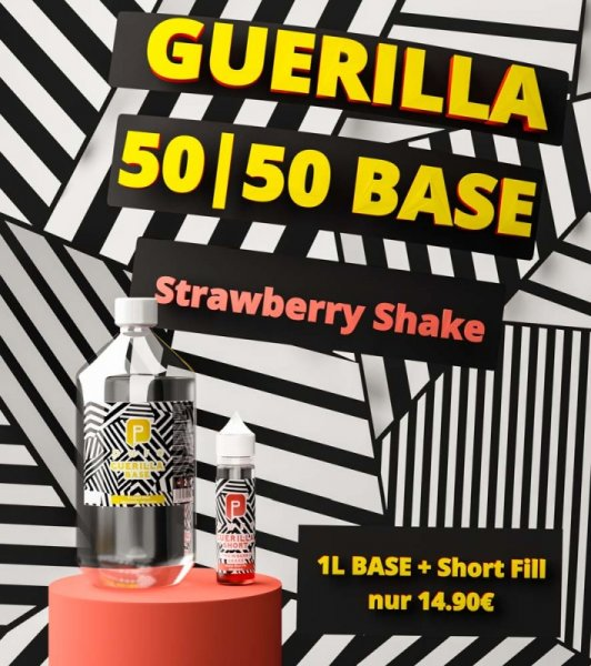 "Guerilla Set ""Strawberry Shake"" Summer Special"