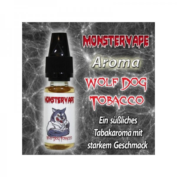 MonsterVape Aroma - Wolf-Dog-Tobacco