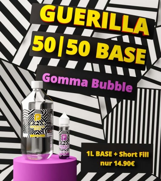 "Guerilla Set ""Gomma Bubble"" Summer Special"